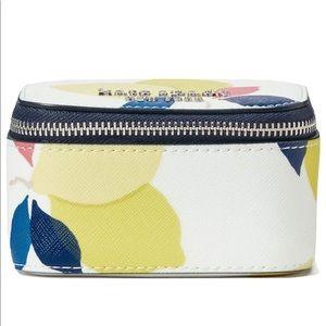 NWT Kate Spade Cameron Lemon Zest Jewelry Holder